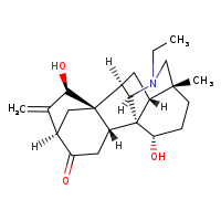 2D chemical structure of 509-24-0