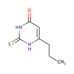 2D chemical structure of 51-52-5