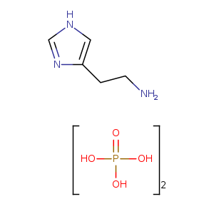 2D chemical structure of 51-74-1