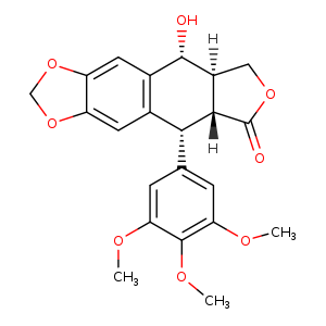 2D chemical structure of 518-28-5