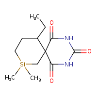 2D chemical structure of 52-30-2