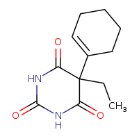 2D chemical structure of 52-31-3