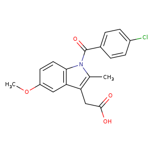 2D chemical structure of 53-86-1