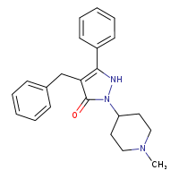 2D chemical structure of 53-89-4