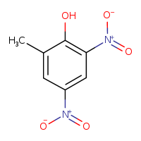 2D chemical structure of 534-52-1