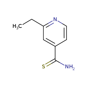 2D chemical structure of 536-33-4
