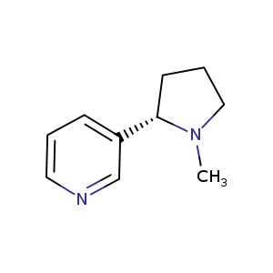 2D chemical structure of 54-11-5