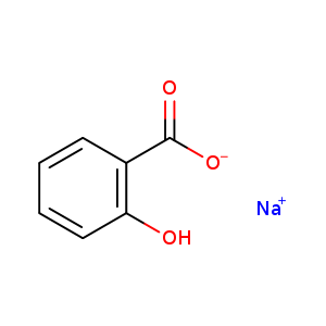 2D chemical structure of 54-21-7