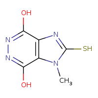 2D chemical structure of 5450-59-9