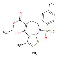 2D chemical structure of 54805-50-4