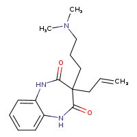 2D chemical structure of 54871-43-1