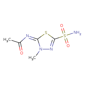 2D chemical structure of 554-57-4