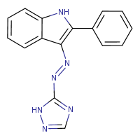 2D chemical structure of 55425-38-2