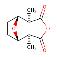 2D chemical structure of 56-25-7