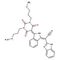 2D chemical structure of 56195-27-8