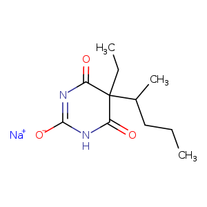 2D chemical structure of 57-33-0