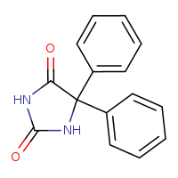 2D chemical structure of 57-41-0