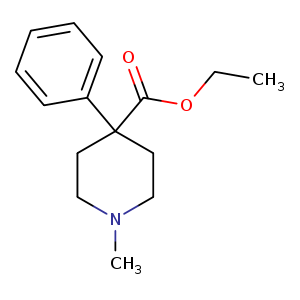 2D chemical structure of 57-42-1
