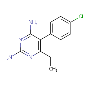 2D chemical structure of 58-14-0