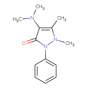 2D chemical structure of 58-15-1