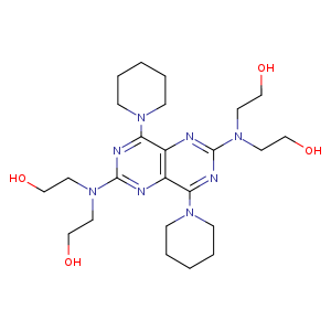 2D chemical structure of 58-32-2
