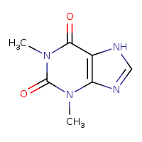 2D chemical structure of 58-55-9
