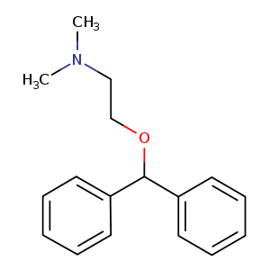 2D chemical structure of 58-73-1