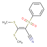 2D chemical structure of 58092-40-3