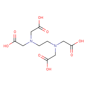 2D chemical structure of 60-00-4
