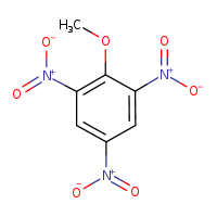 2D chemical structure of 606-35-9