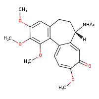 2D chemical structure of 64-86-8