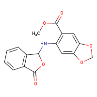 2D chemical structure of 64179-33-5