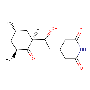 2D chemical structure of 66-81-9