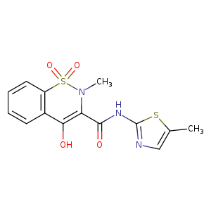 2D chemical structure of 71125-38-7