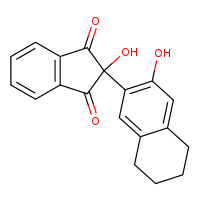 2D chemical structure of 71340-75-5
