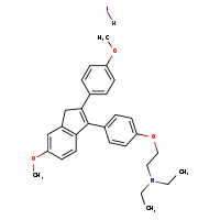 2D chemical structure of 72-51-5