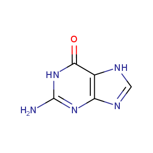 2D chemical structure of 73-40-5