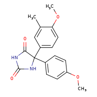 2D chemical structure of 74697-35-1