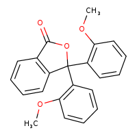 2D chemical structure of 7477-27-2