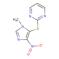 2D chemical structure of 75464-89-0