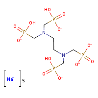 2D chemical structure of 7651-99-2