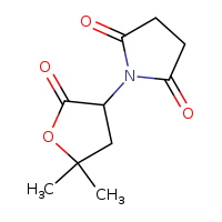 2D chemical structure of 77694-43-0