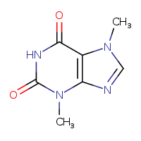 2D chemical structure of 83-67-0