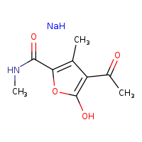 2D chemical structure of 84912-09-4