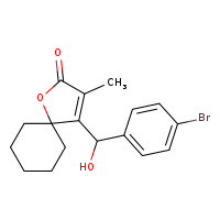 2D chemical structure of 86560-18-1