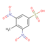 2D chemical structure of 88-90-4