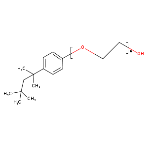 2D chemical structure of 9002-93-1