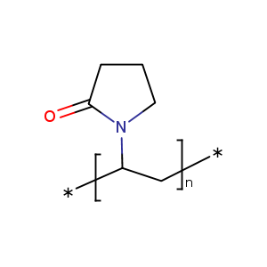 2D chemical structure of 9003-39-8