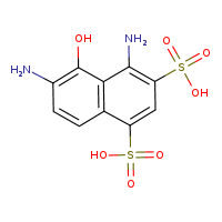 2D chemical structure of 90916-40-8
