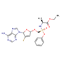 2D chemical structure of 912809-27-9